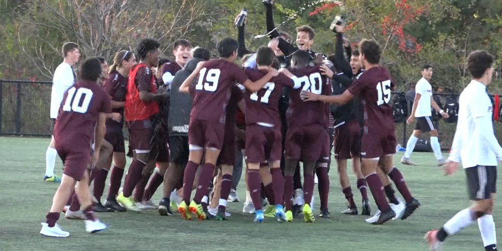 St. Benedict's Hits Milestone Number of State Titles