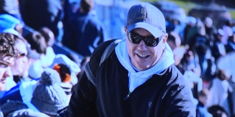 Hundreds Gather at Holy Spirit to Celebrate the Life of Bill Walsh