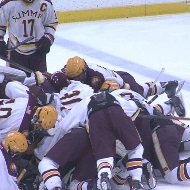 What Thursday 3.5 Hockey State Semifinal Highlights