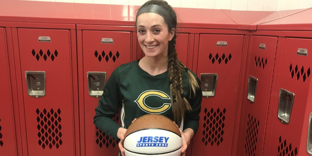 Clearview's Bella Steidle Wins NJM Insurance South Jersey Game Ball