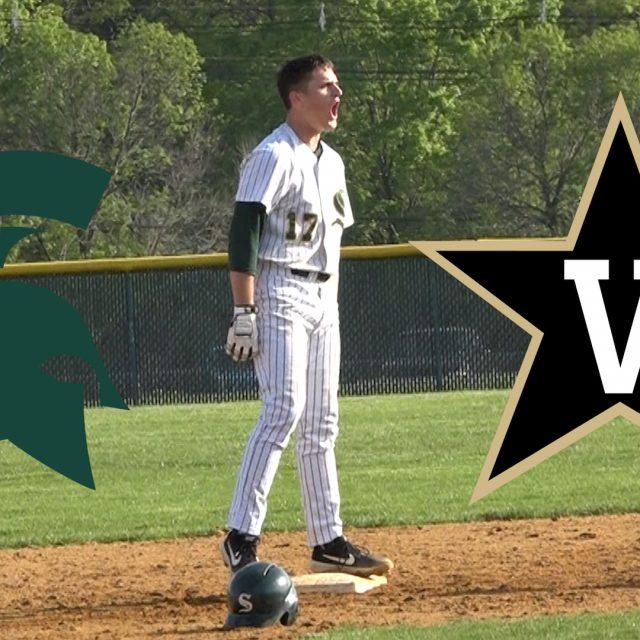 Steinert's C.J. Pittaro – Vanderbilt baseball commit