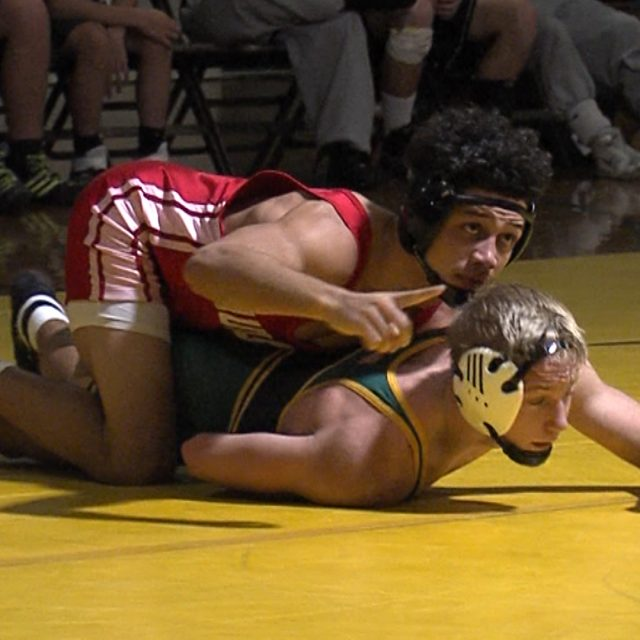 Watch Thursday 1.2 JSZ Wrestling Highlights