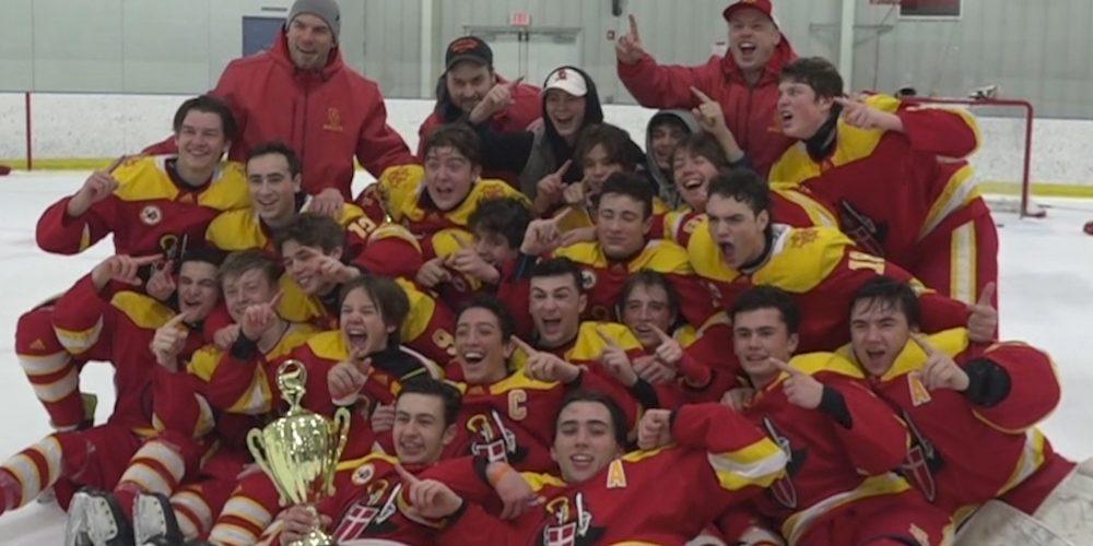 Watch Thursday 1.23 JSZ Hockey Highlights