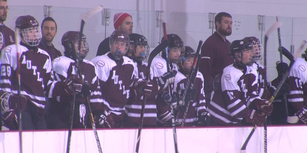 Nutley scores three in the third period to reach seven-game unbeaten streak on the ice