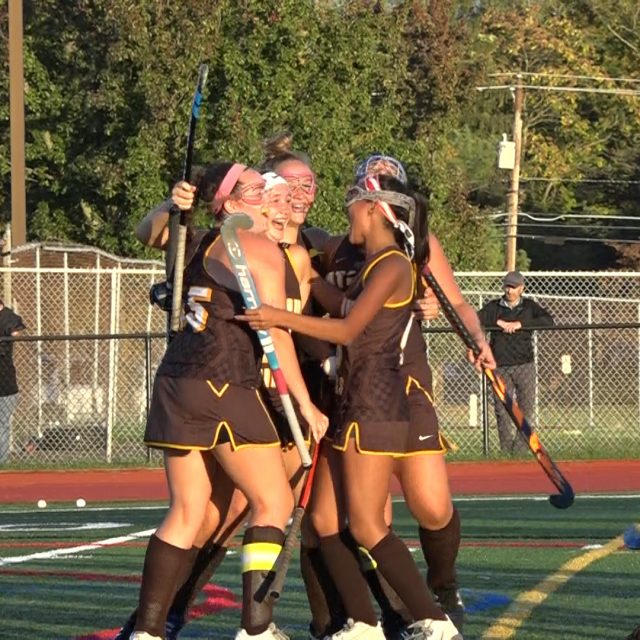 11th Seed Watchung Hills pulls off field hockey upset in states
