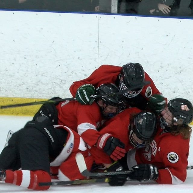 Watch Monday 3.2 JSZ Playoff Hockey Highlights