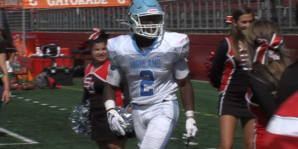 Highland's Johnny Martin III Commits to Temple