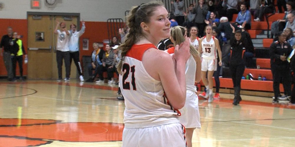 Middle Girls Beat Wildwood Catholic in Cape May County Showdown