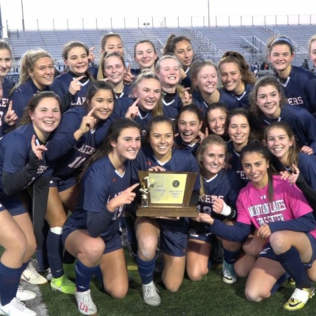 Mountain Lakes Claims First Group 1 Championship!