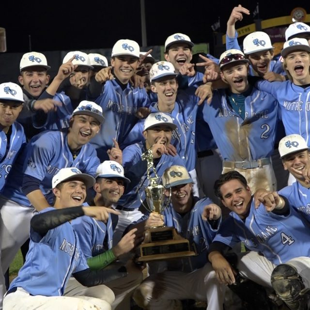 Notre Dame Claims Ninth Mercer County Crown