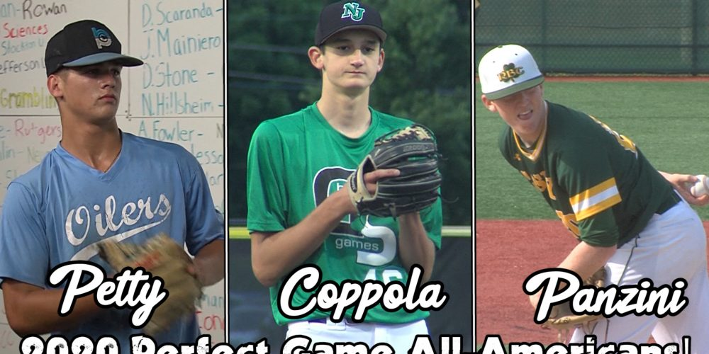 Three NJ pitchers selected to Perfect Game All-American Game Classic