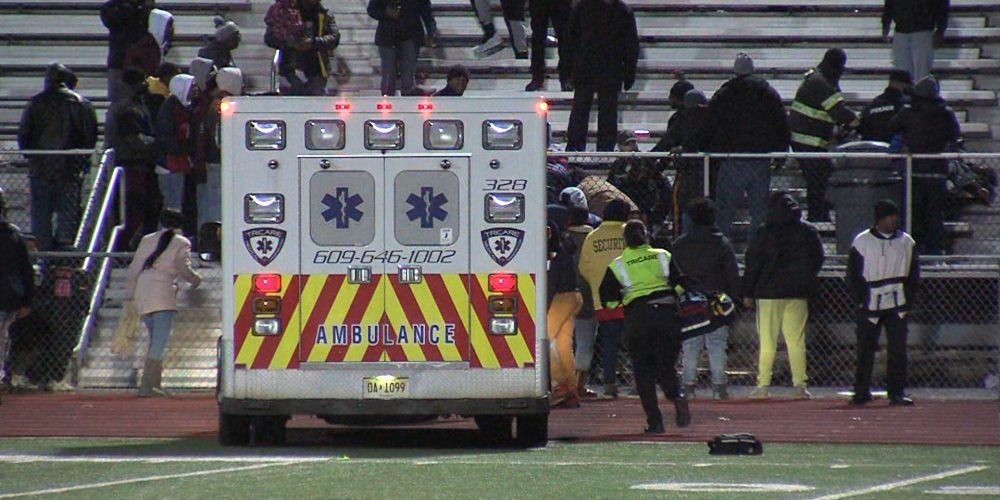 Gun Violence Mars Camden-Pleasantville Playoff Game