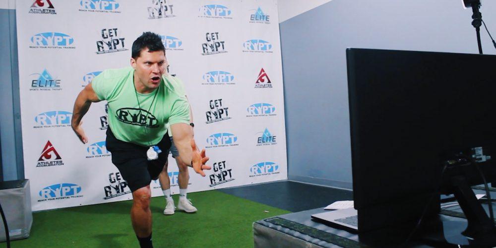 Four D1 athletes talk about virtual training