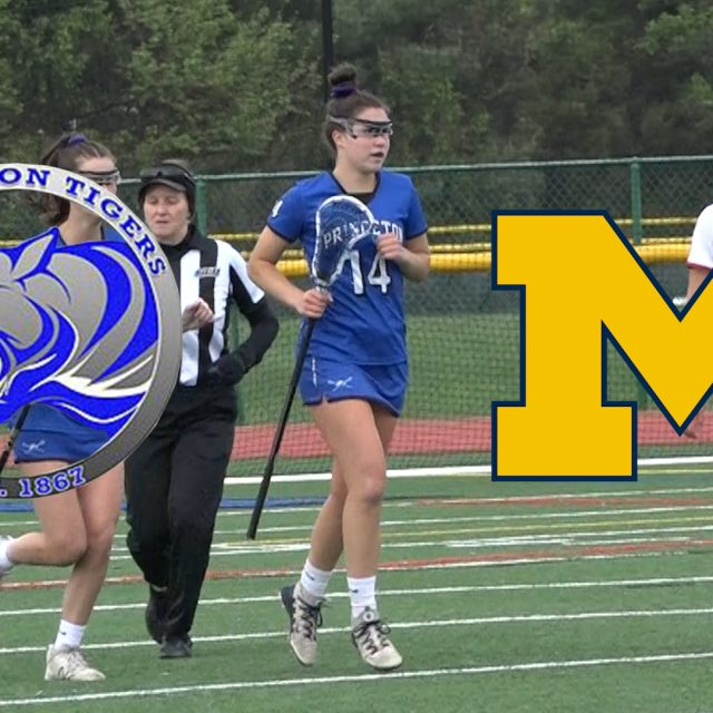 Princeton's Shayla Marciano – Michigan LAX commit
