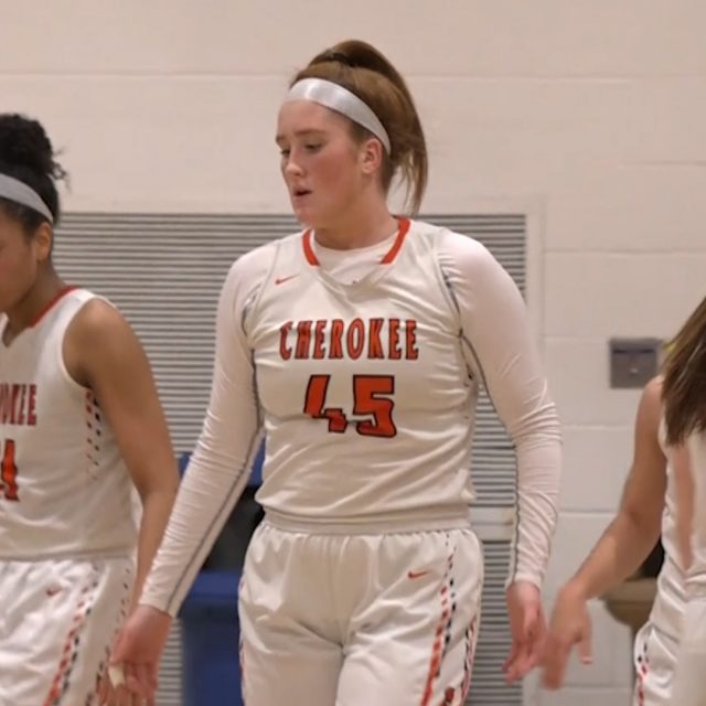 Cherokee's Alexa Therien Commits to Boston U