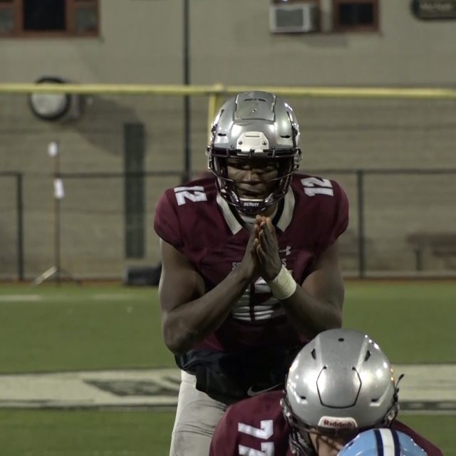 Tahj Bullock's a Hokie!  St. Peter's Prep QB is ACC bound