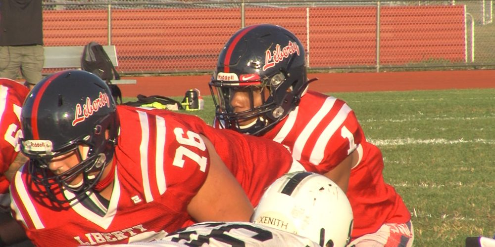 Jackson Liberty holds off TRE in Monday Night Football Thriller