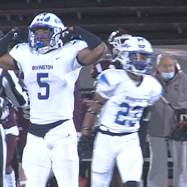 Irvington Closes 2020 with Convincing Win in Clifton