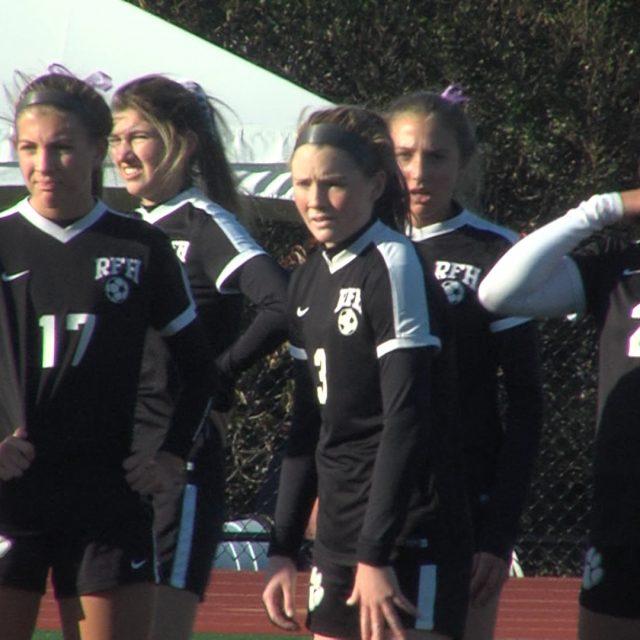 Watch Monday 11.16 Girls Soccer Playoff Highlights
