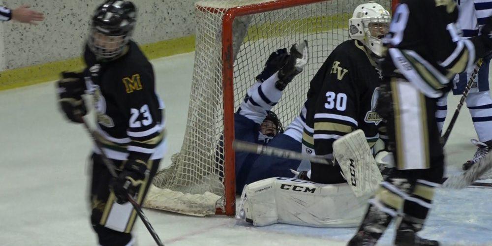 Princeton hockey stays perfect!