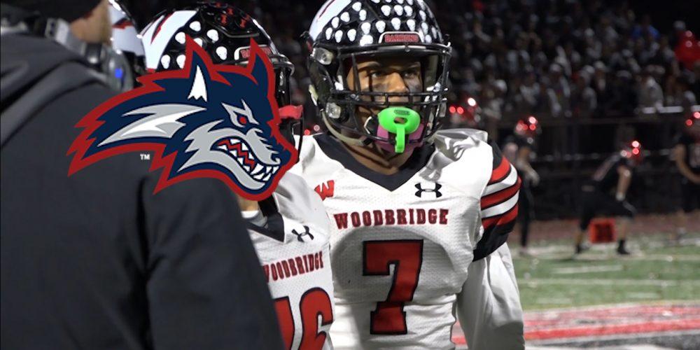 Woodbridge's Ali Lee Jr. commits to Stony Brook!