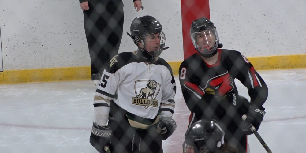 Watch Tuesday 2.25 JSZ State Playoff Ice Hockey Highlights
