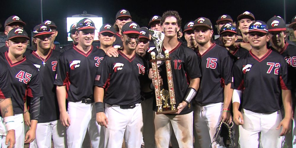Watch Wednesday 7.30 Last Dance Baseball Tournament Highlights