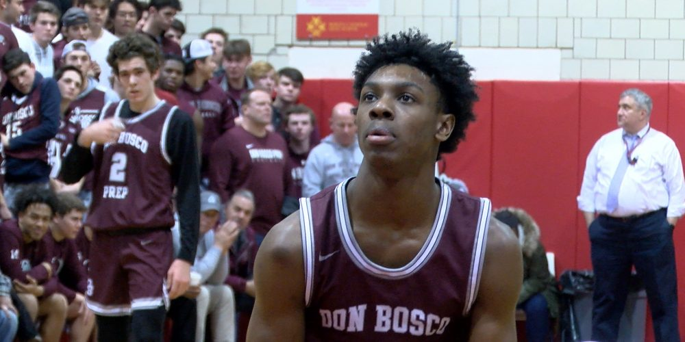 Don Bosco's Myles Ruth Commits to Monmouth