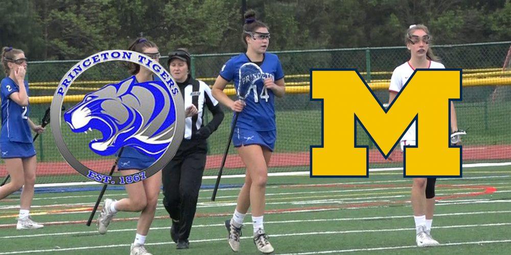 Princeton's Shayla Marciano – Michigan LAX commit