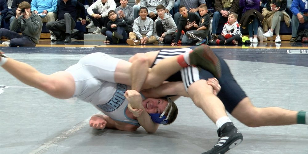 Blair Back on Top With No. 1 Overall National Ranking