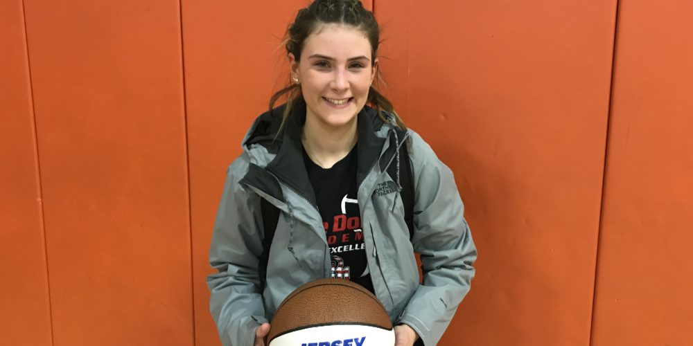 Wildwood Catholic's Marianna Papazoglou Wins South Jersey Game Ball