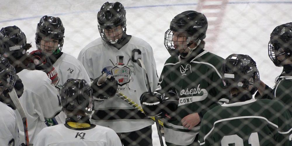 Watch Monday 2.8 JSZ Ice Hockey Highlights
