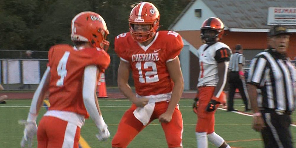 High School Football Playoff Matchups Released