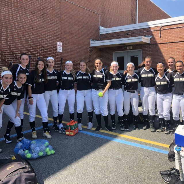 Mia Faieta Wins North Jersey Game Ball!