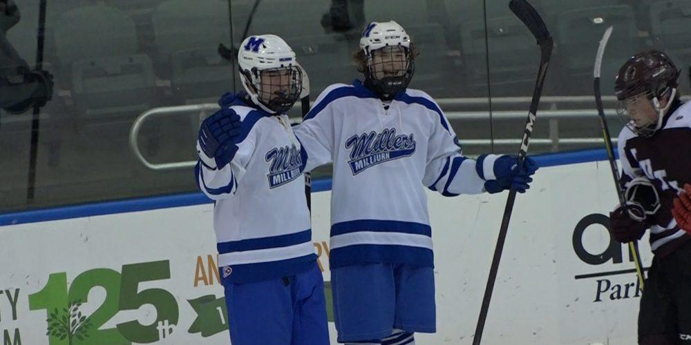Watch Saturday 1.23 JSZ Ice Hockey Highlights