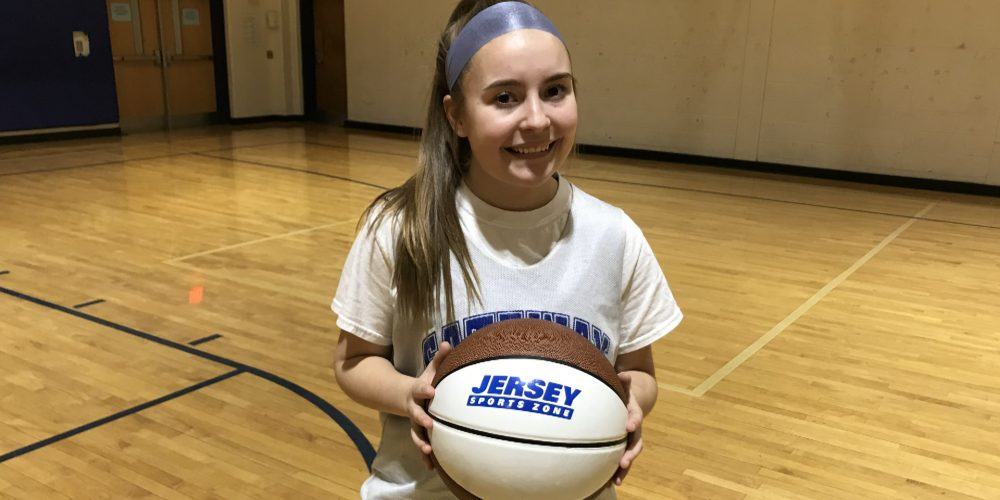 Gateway's Maddy Reed Wins NJM Insurance South Jersey Game Ball
