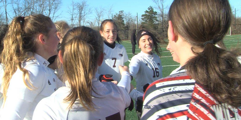 Watch Wednesday 11.18 Girls Soccer Playoff Highlights