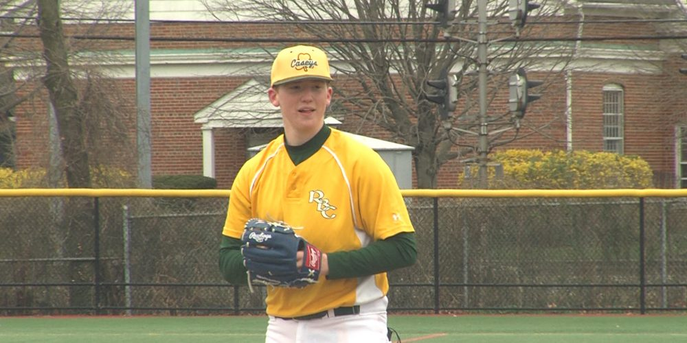 Panzini Power: RBC pitcher ready to show his stuff in front of MLB scouts