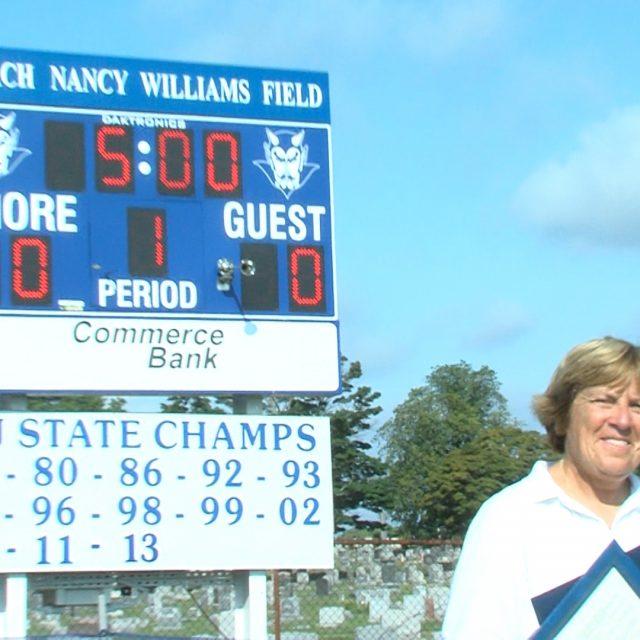 Shore honors coaching legend Williams