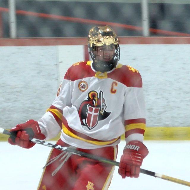 Watch Monday 2.17 JSZ Gordon Cup Hockey Highlights