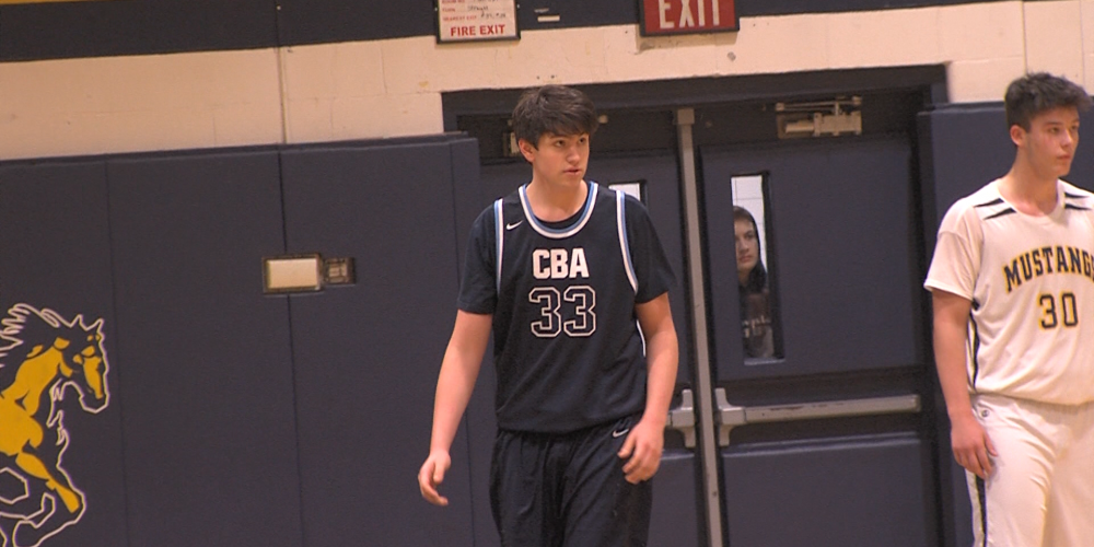 Cohen's monster double-double leads CBA to win at Marlboro