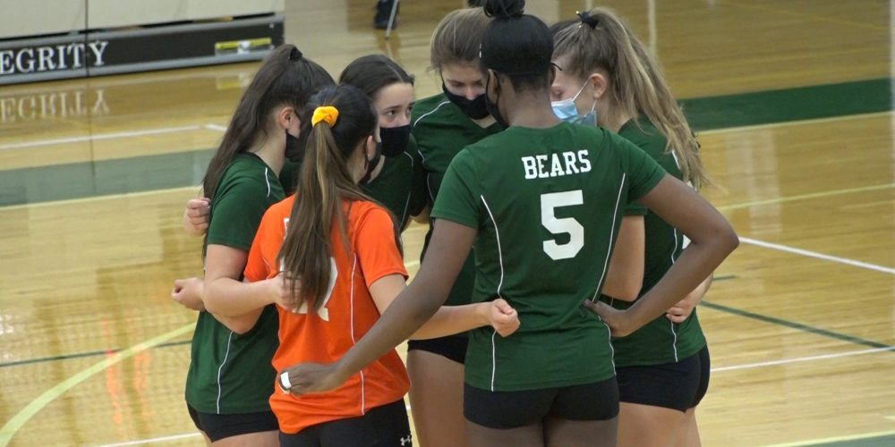 East Brunswick Volleyball Still Strong After Snapped Win Streak