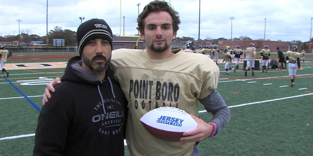 Point Boro's Fara is Week 10 Monmouth Building Center Game Ball winner