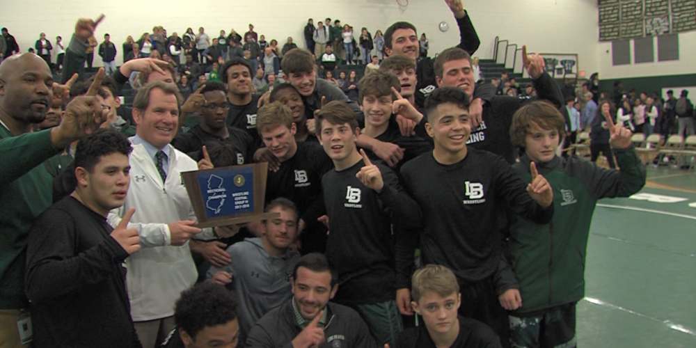 Watch JSZ's Sectional Wrestling Championship Highlights