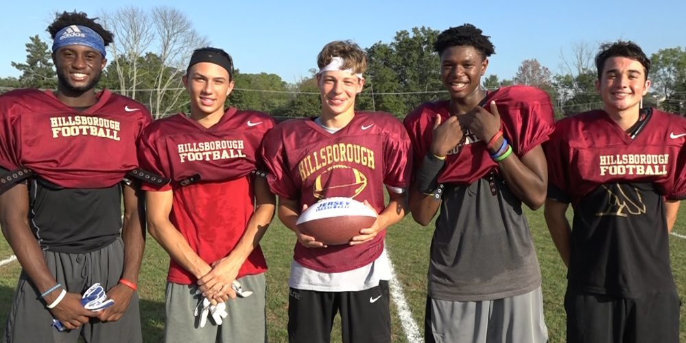 Who Is Your Vote For Courtney's Week 7 Mid-State Game Ball?