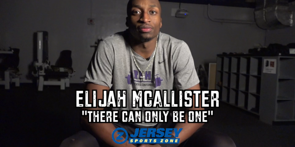 RFH's Elijah McAllister makes his college choice