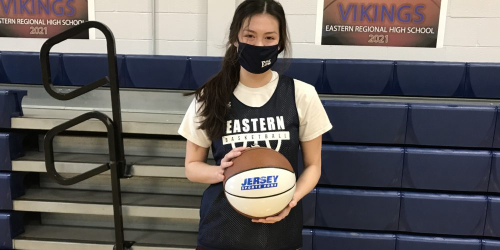 Eastern's Robbins Wins South Jersey Game Ball