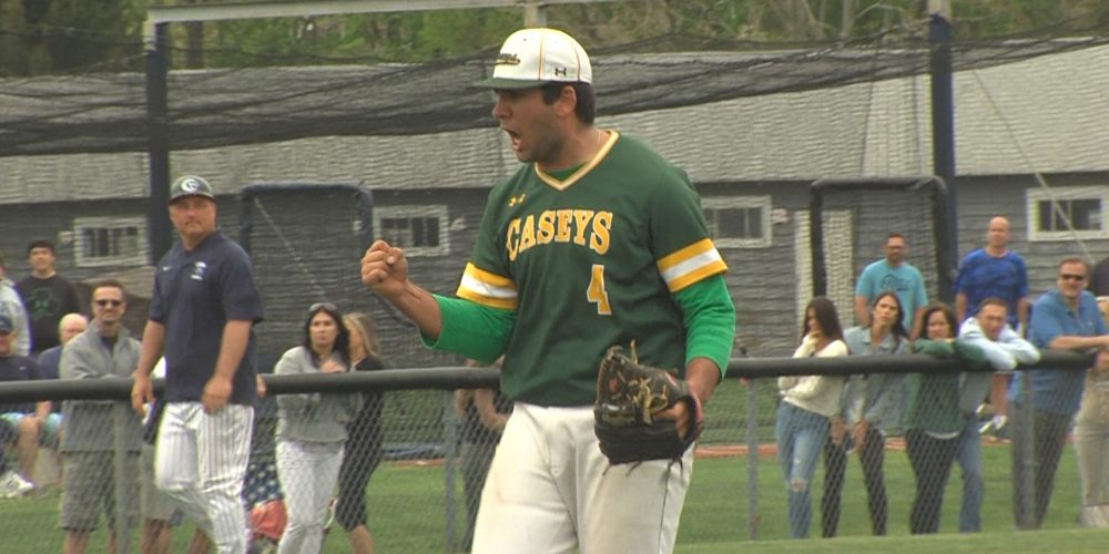 Caseys use long ball to oust CBA, reach MCT finals