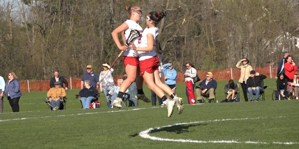 Watch 4.26 Lacrosse Highlights