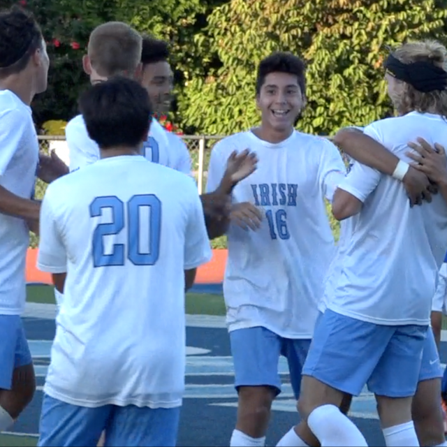 Irish Gold! OT Goal Leads Notre Dame Past West Windsor Plainsboro North – Watch Highlights